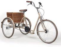 Charakterystyka roweru trzykołowego G-2119 Retro