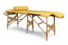 Składany stół do masażu – Drewniany GJT