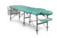 Składany stół do masażu – Aluminiowy GJTA