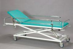 Łóżko do przewożenia chorych W-01