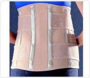 Wysoka sznurówka ortopedyczna 2163