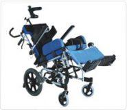 Wózek inwalidzki dla dzieci z porażeniem mózgowym KARMA KM-CP33